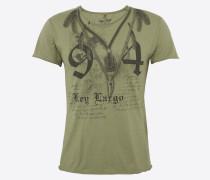 T-Shirt 'MT Native v-neck'