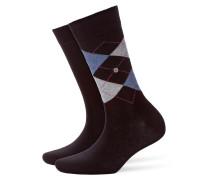 Socken im Multipack schwarz / blau