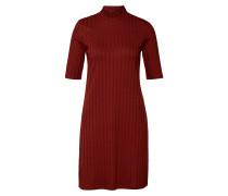 Kleid 'Odina' rostbraun