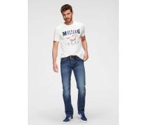Jeans 'Michigan' dunkelblau