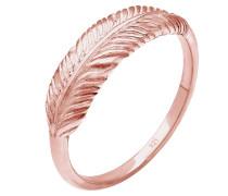Ring 'Feder' rosegold