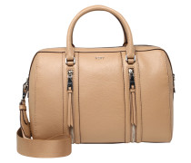 Tasche 'tompson-Tz Satchel-Pebble' beige