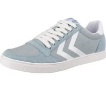 Sneakers hellblau / weiß