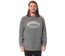 'Guardiant Crew' Sweatshirt dunkelgrau