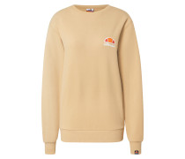 Sweatshirt 'haverford' braun
