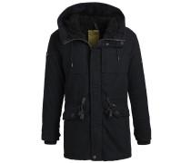Mantel 'fredo' schwarz
