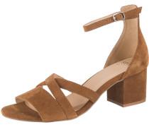 Sandaletten 'shirin' braun