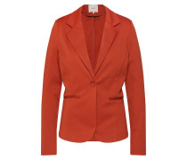 Sweat-Blazer 'Kate' orange