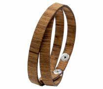 Armband 's1111' braun