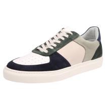 Sneaker 'M. Robert Low Mix Sneaker' navy
