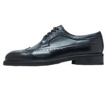 Schuhe 'Brogue Derby' schwarz