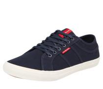 Sneaker 'Ross Canvas' navy / weiß