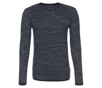 Pullover 'Reiswood' navy