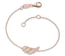 Armband 'Flügel' rosegold