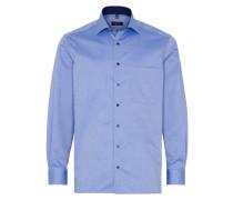 Hemd Comfort FIT blau