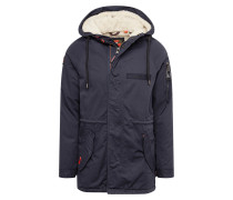 Parka 'aviator' navy