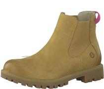 Chelsea Boots zitrone