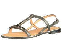 Sandalen schwarzmeliert