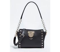 Handtasche 'Marlene' schwarz