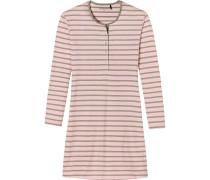 Nachthemd hellbraun / rosa