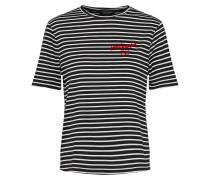 T-Shirt 'heart Breaker Stripe'