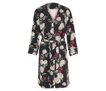 Kimono mischfarben / schwarz