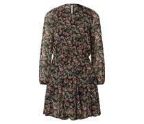 Kleid 'Dress' braun / schwarz