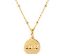 Kette 'Sand' gold