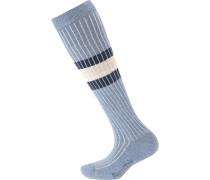 Socken navy / rauchblau / naturweiß