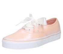 Sneaker 'Authentic' koralle / weiß