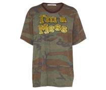 Camouflage T-Shirt khaki