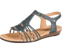 'alcudia' Komfort-Sandalen taubenblau