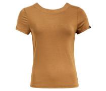 Shirt 'momoko' ocker