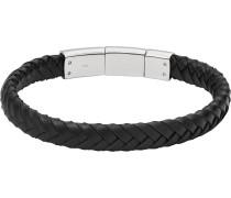 Armband 'jf02472040' schwarz / silber