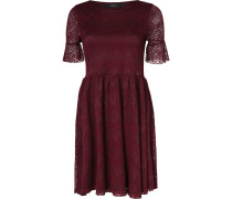 Kleid bordeaux