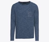 Pullover 'fine striped sweater'