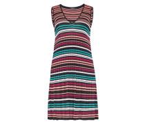 Kleid mischfarben