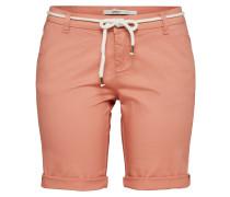 Chino-Shorts 'Onlparis' rosé