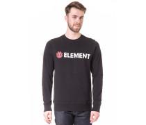'Blazin Crew' Sweatshirt schwarz