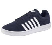 Sneaker 'Court Cheswick Suede' navy / weiß