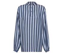Shirt 'Alana M Top Aop' blau