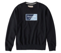 Sweatshirt 'patch Crew'
