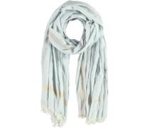 Baumwoll Seiden Schal