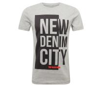 Shirt 'T-shirt with print T-Shirt 1/2'
