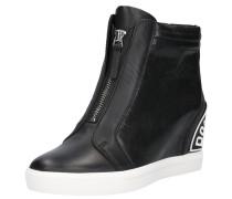 Sneaker 'connie' schwarz