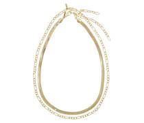 Halskette 'Yggdrasil_2' gold