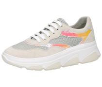 Sneaker mischfarben / offwhite