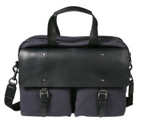 Business Bag navy / schwarz