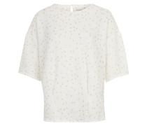 Bluse 2/4-ärmelige weiß