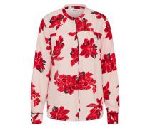 Bluse 'Jacques' rosa / rot